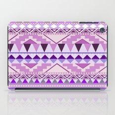 Aztec; Purple Dreams iPad Case