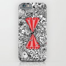 10 of Diamonds iPhone 6 Slim Case
