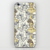 Scarves and Goggles iPhone & iPod Skin