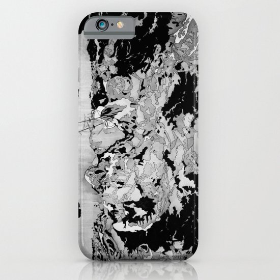 Swallowed By The Sea iPhone & iPod Case