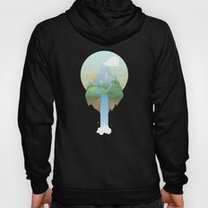 Our Island In The Sky Hoody