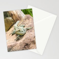 Lizard's Rest Stationery Cards