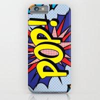 POP Art 4 iPhone 6 Slim Case
