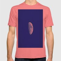 Luna Mens Fitted Tee Pomegranate SMALL