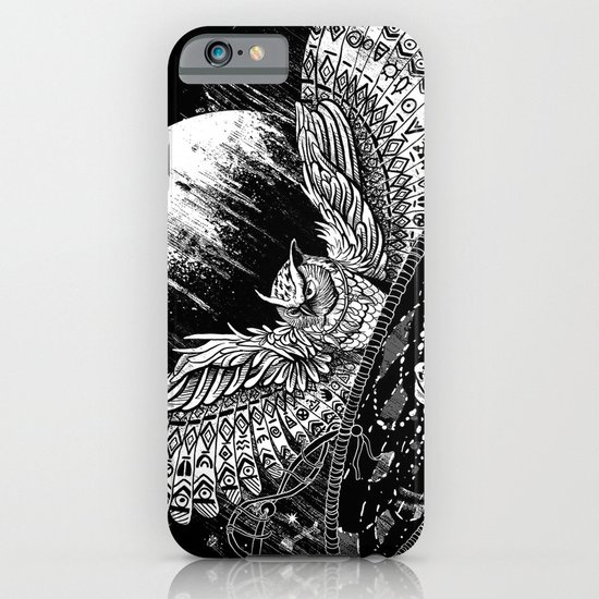 Spirit Owl iPhone & iPod Case