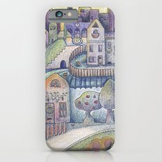 My little town iPhone 6 Slim Case