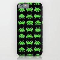 Space Invaders iPhone 6 Slim Case