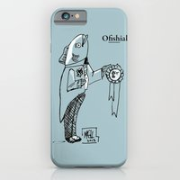 iPhone & iPod Case featuring OFISHial winner by Lemon