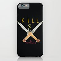 kill & romance iPhone 6 Slim Case