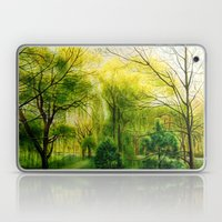 Waiting for Spring Laptop & iPad Skin