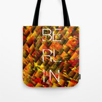 CAMO BERLIN Tote Bag
