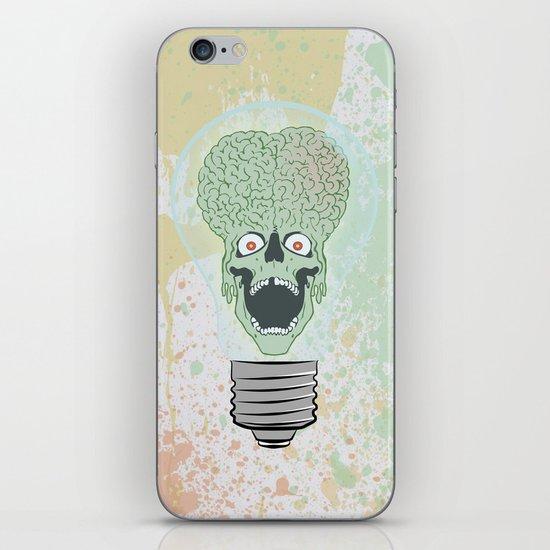 Think Martian  iPhone & iPod Skin