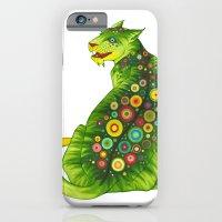 Jungle Cat iPhone 6 Slim Case