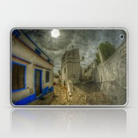 Our house in the middle of our street Laptop & iPad Skin