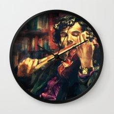 Virtuoso Wall Clock