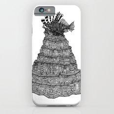 The Lionfish Village iPhone 6 Slim Case