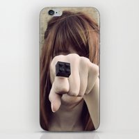 Ring iPhone & iPod Skin