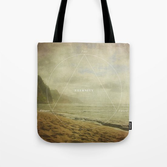Past Present Future Tote Bag