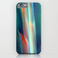 Abstract Gladiolus #1 iPhone 6 Slim Case