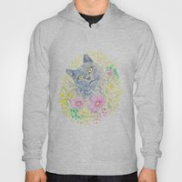 Dreamy Chartreux Cat Hoody