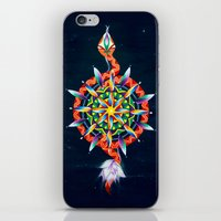 Muladhara Chakra iPhone & iPod Skin