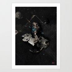PARADOX Art Print