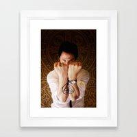 Constantine Framed Art Print