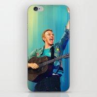 Chris Martin - MX iPhone & iPod Skin