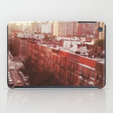The Upper East Side (An Instagram Series) iPad Case