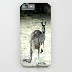 Big Grey iPhone 6s Slim Case