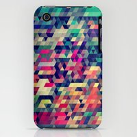 iPhone Cases featuring Atym by Spires