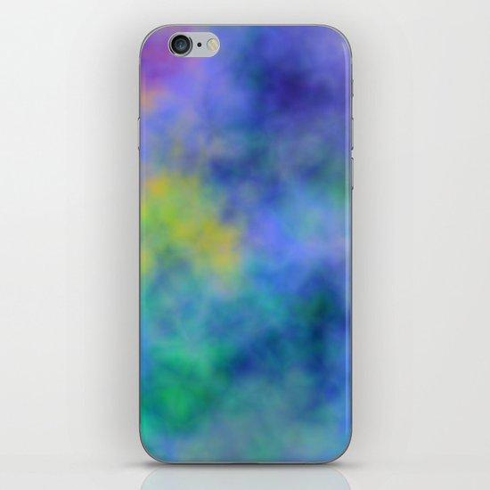 Meditation iPhone & iPod Skin