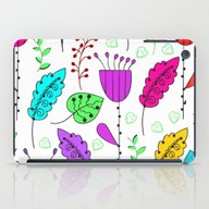 iPad Case featuring Floral Pattern #4WS by Luizavictorya72