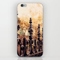 Autumn In New Orleans iPhone & iPod Skin