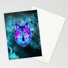digital Disco Stationery Cards
