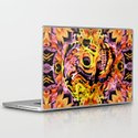 Skull V Laptop & iPad Skin