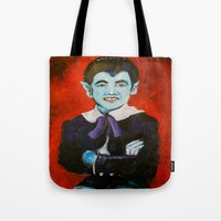 The Munsters Eddie Munst… Tote Bag