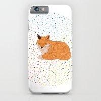 Fox Circle iPhone 6 Slim Case