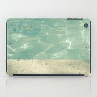 Morning Swim iPad Case