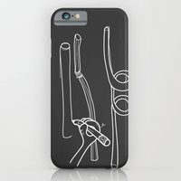 Drawing Straws iPhone 6 Slim Case