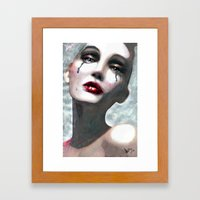 Taïa Framed Art Print