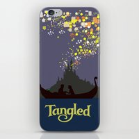 Tangled iPhone & iPod Skin