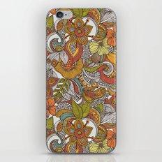 Ava's garden iPhone case iPhone & iPod Skin
