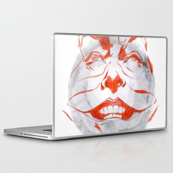 Jacky the Joker Laptop & iPad Skin