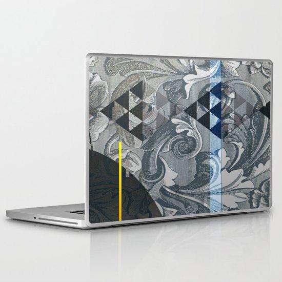 I Don't Think So < The NO Series (B&W) Laptop & iPad Skin