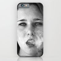 smoker and the thief  iPhone 6 Slim Case