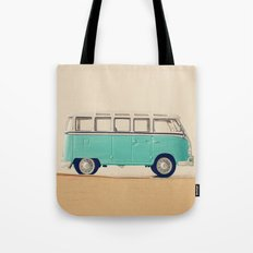 Keep On Running Tote Bag