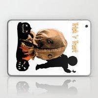 Sam: Monster Madness Series Laptop & iPad Skin