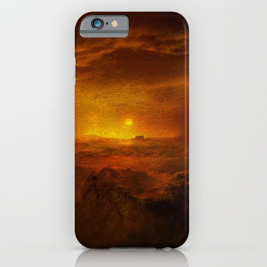 Valley of Shadows iPhone & iPod Case