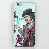 I'm Exhausted From Tryin… iPhone & iPod Skin